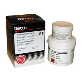 Devcon ST (Stainless Steel Putty) 500 г