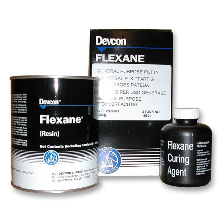 Flexane GPP (General Purpose Putty) 500 г