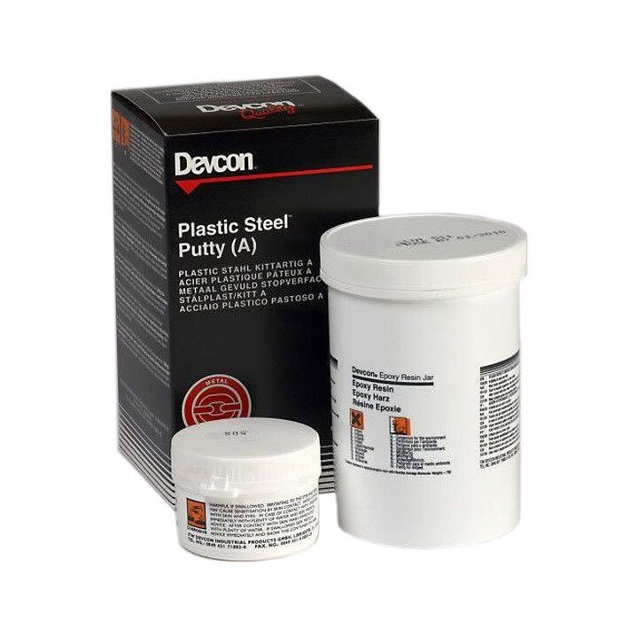 Devcon A (Plastic Steel Putty) 500 г